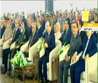 فيديو| الرئيس السيسي يشهد فيلمًا تسجيليًا بعنوان «بُناة مصر»