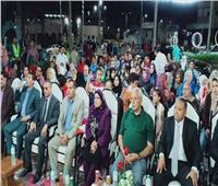 محافظ الدقهلية يكرم من بلغوا سن التقاعد بمجلس مدينة جمصه