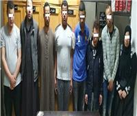 الأمن العام يحرر تاجرا اختطفه 8 أشخاص للحصول على فدية نصف مليون جنيه