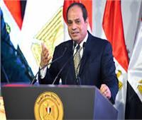 الرئيس السيسي: «عيد العمال أصبح رمزًا للعطاء والتنمية»