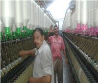عمال «الغزل والنسيج»: قرار الرئيس أثلج صدورنا وأجمل هدية في عيدنا