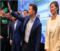 النتائج الرسمية لانتخابات أوكرانيا تؤكد الفوز السهل للممثل الكوميدي زيلينسكي