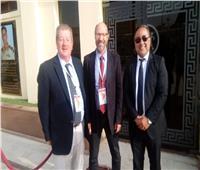 رئيس الاتحاد الدولي للكاراتيه التقليدي مشيدا ببطولة إفريقيا: «مصر عظيمة»