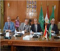 عادل مبارك: لجنه لمتابعة معايير مسابقة «أفضل جامعة»