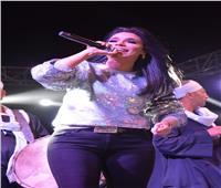 صور| أمينة تتألق في شم النسيم بحفلي القاهرة وشرم الشيخ