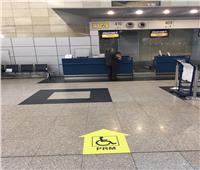 صور| خدمة جديدة من «مصر للطيران» لذوي الاحتياجات الخاصة