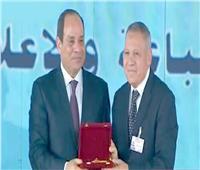 حوار| حمدي مصيلحي: تكريمي من الرئيس السيسي تكريم لمؤسسة أخبار اليوم بأكملها