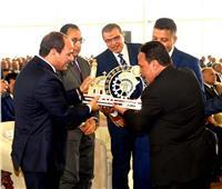 فيديو| المراغي: عمال مصر عاهدوا الرئيس السيسي على العمل بجهد