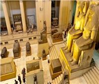 فيديو|  لعبة جديدة لاستكشاف الحياة الفرعونية بـ«المتحف المصري الكبير»