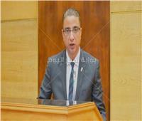 محافظ سوهاج يهنئ الرئيس السيسي بعيد العمال 2019
