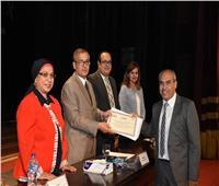 جامعة القاهرة تكرم مجموعة جديدة من أعضاء التدريس المنشورة أبحاثهم دولياً