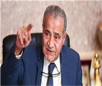 وزير التموين: سعر القمح عادل ونستهدف الوصول إلى 3.7 مليون طن