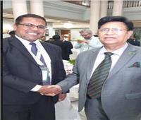 وزير خارجية بنجلاديش: نتطلع لزيادة التعاون مع مصر في كل المجالات