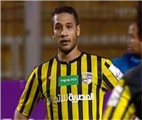 أحمد علي يحرز أسرع هدف في الموسم