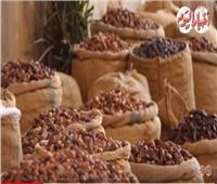فيديو | تعرف على أنواع وأسعار البلح قبل رمضان