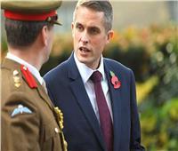 أنباء عن إقالة وزير الدفاع البريطاني من منصبه