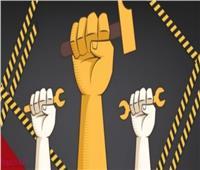 سواعد مصرية تبني وتعمر في «الشتات».. حكايات «الأيادي الشقيانة»