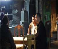 شاهد الصور الأولى لمسلسل «كلبش 3» للنجم أمير كرارة