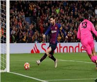 فيديو| ميسي يسجل الهدف الثاني لبرشلونة في ليفربول