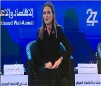وزيرة الاستثمار: رئاسة مصر للاتحاد الأفريقي تزيد الشراكة العربية بالقارة