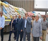 محافظ الدقهلية: تيسير إجراءات استلام القمح من المزراعين