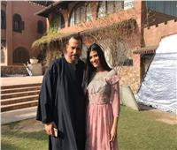 لمياء كرم: أنا ابنة ماجد المصري في «زلزال»