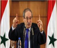 دمشق في رسالة لتركيا: سوريا مصممة على استعادة كل شبر من أرضها