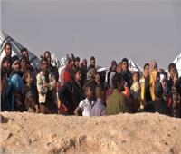 عودة مئات الأسر السورية من مخيم الركبان إلى بلادهم