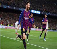 لاعبو برشلونة يسيطرون على تشكيلة الاسبوع فى دورى الابطال