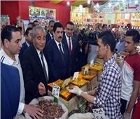 صور| وزير التموين: «اللحم البلدي بـ85 جنيهًا في معارض أهلا رمضان»