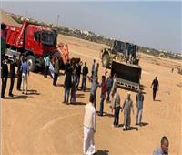 الإسكان: استرداد قطعة أرض بمساحة 158 فدانا بمدينة 6 أكتوبر