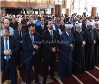 مدبولى يصلى الجمعة مع نظيره اللبناني بأحد مساجد بيروت