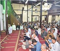 افتتاح مسجدي المجاهدين والكاشف الأثريين بأسيوط| صور