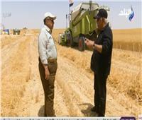 فيديو| وزير الزراعة: إنتاج الفدان بمشروع غرب المنيا ينافس الدلتا