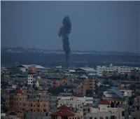 سلاح الجو الإسرائيلي يستهدف موقعين شمالي قطاع غزة
