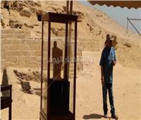 زاهى حواس: «الاكتشافات الأثرية تؤكد قوة مصر الثقافية»