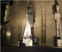 الآثار: استكمال ترميم تمثال «رمسيس الثاني» بالأقصر بعد اكتشاف أخطاء به