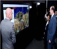 سحر نصر تصطحب رئيس البنك الدولي في زيارة لمركز ريادة الأعمال بوزارة الاستثمار