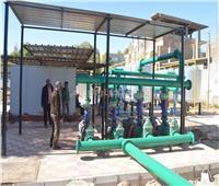 لأول مرة.. تشغيل محطات مياه الشرب 24 ساعة بالوادي الجديد