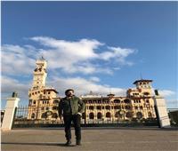 صور| مغامر مصري يطلق مبادرة لإظهار معالم وجمال مصر لتنشيط السياحة