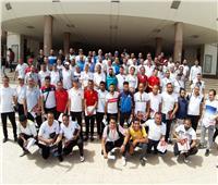 التربية الرياضية بأسيوط تنظم ورشة لـ168 مدربًا لكرة القدم مجانًا