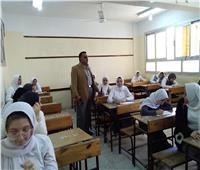 انطلاق امتحانات آخر العام لصفوف النقل بكفر الشيخ