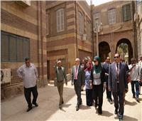 رئيس جامعة أسيوط: تطوير الحرم الجامعى القديم بالوليدية