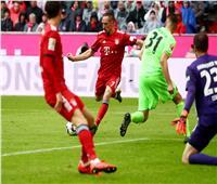 فيديو  بايرن ميونخ يؤمن صدارة الدوري الألماني بـ«ثلاثية» في هانوفر