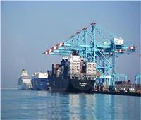 وصول 144 ألف طن قمح وذرة لميناء الإسكندرية
