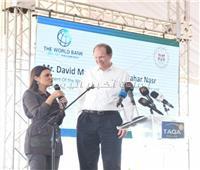 صور.. وزيرة الاستثمار: مشروع بنبان بأسوان يعكس وضوح ثقة مؤسسات التمويل الدولية