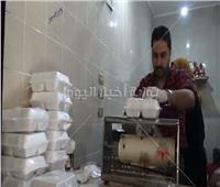 «باب الخير» أولمطعم مجاني للمحتاجين بالإسكندرية
