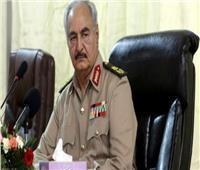 حفتر يتعهد بتحرير مدينة طرابلس من الميليشيات المسلحة