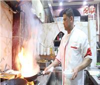 فيديو | ملوك الأكل الشعبي | خيمة رمضانية لــ «ملك المشكل» في رمضان
