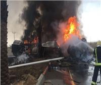 55 قتيلا في انفجار صهريج نفط بالنيجر